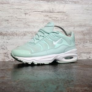 Kids Youth Nike Max Air Plus Tuned 848216 300 Used